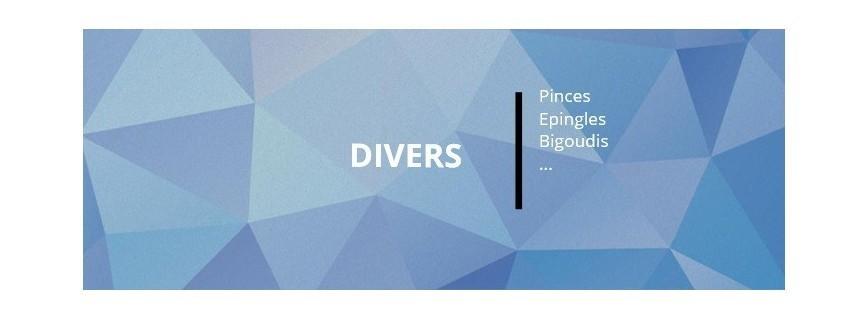 Pinces, Epingles...