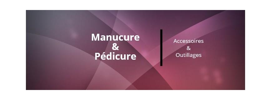 Manucure et Pédicure accessoires et outillages