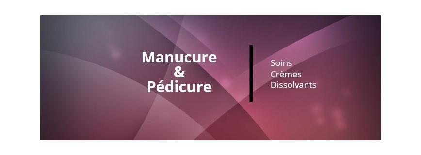 Soins, Crèmes et Dissolvants manucure et pédicure
